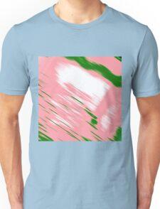Pink smear Unisex T-Shirt