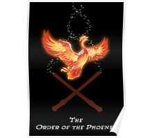 The Order of the Phoenix  Poster