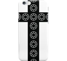 Rhinestoned Cross iPhone Case/Skin