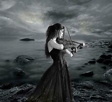Night of the Violin by WhisperingCrows