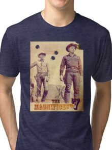 The Magnificent Two Tri-blend T-Shirt