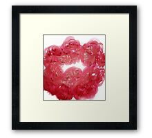 Sophie's Rose  Framed Print