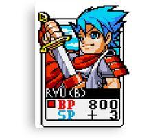 Ryu (BoF) Canvas Print