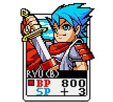 Ryu (BoF) Photographic Print