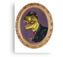 Terry the Tyrannosaurus Rex Canvas Print