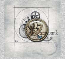 Steampunk revamp t-shirt by Melanie Moor