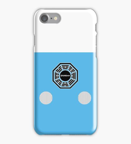 Lost Dharma initiative Utility Bus Iphone Case. iPhone Case/Skin