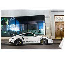 Porsche 991 GT3RS Poster