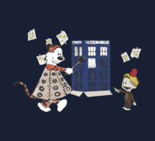 Doctor and Daleks Kids Tee