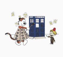 Doctor and Daleks Kids Tee
