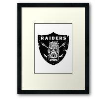 Tusken Raiders Framed Print