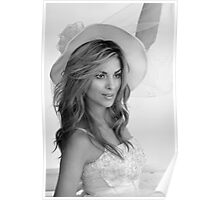 Elegant bride  Poster