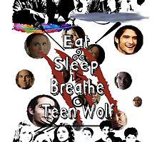 Teen Wolf Jumble by jordams124