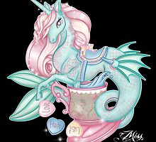 Water Horse by Miss Cherry  Martini
