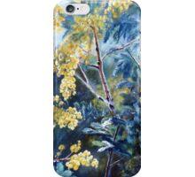 Cootamundra Wattle Iphone/Ipod case iPhone Case/Skin
