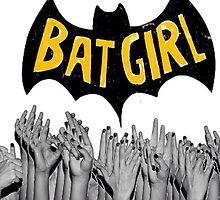 Bad Bad BatGirl by Slapstic Inks