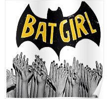 Bad Bad BatGirl Poster