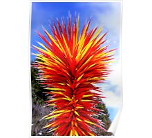 Colorado by Chihuly Poster
