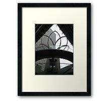 Embarcadero Bloom Framed Print