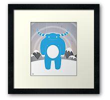 Abominable Framed Print