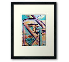 Illumination Framed Print