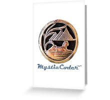 mysticcoder.net Amulet Greeting Card