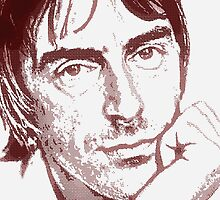 PAUL WELLER by OTIS PORRITT