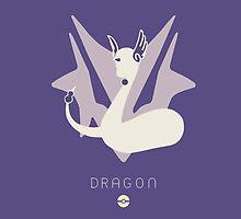 Pokemon Type - Dragon by spyrome876