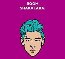 Boom Shakalaka by theoneshots
