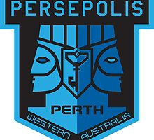 PERTH ANOMALY LOGO by persepolisperth