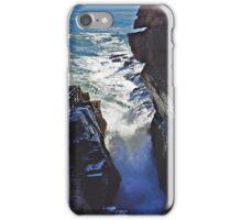 Thunder Hole iPhone Case/Skin