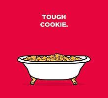 Tough Cookie - Bathtub by theoneshots