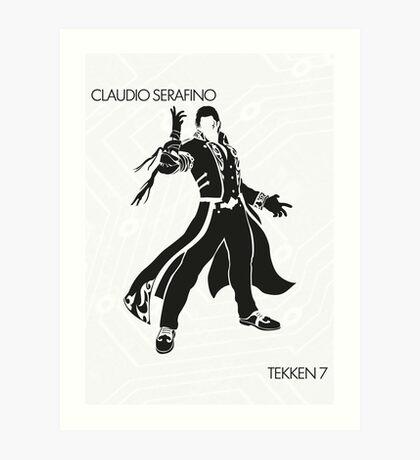 Claudio Art Print