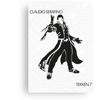 Claudio Canvas Print