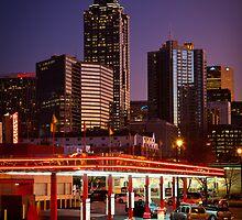 Atlanta Drive-In by Inge Johnsson