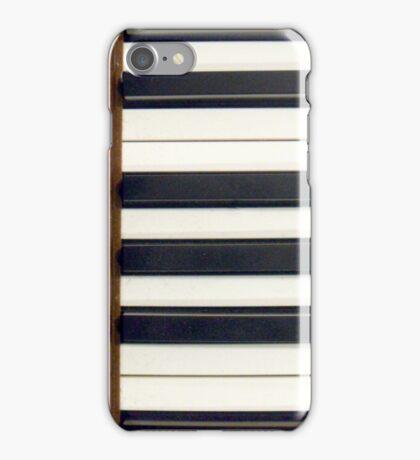 Piano & Me iPhone Case/Skin