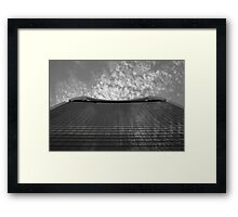 Walkie Talkie Building - Architecture Study Framed Print