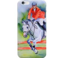 Showjumper iPhone case iPhone Case/Skin