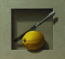 Balanced Lemon by Paul Coventry-Brown