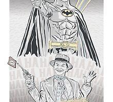 Batman '89 by Michael Donnellan