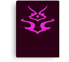 Juri Han Chest Crest Canvas Print