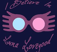 I Believe In Luna Lovegood  by kasia793
