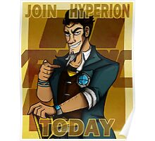 join hyperion today!! Poster