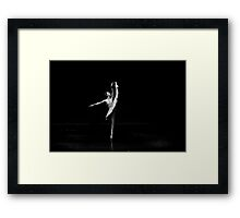 Reaching to the Stars Framed Print
