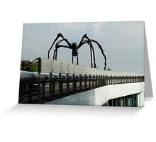 Spider Coming for You, Leeum Samsung Museum Greeting Card