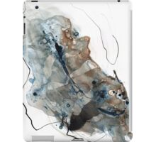 Oil and Water #66 iPad Case/Skin
