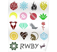 RWBY: Emblems Poster