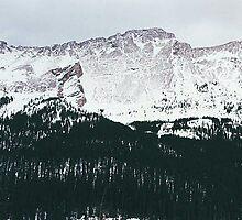 Queen Elizabeth Ranges, Jasper National Park, Alberta, Canada by Adrian Paul
