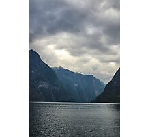 Sognefjord Photographic Print