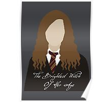 The Brightest Witch Of Her Age Poster